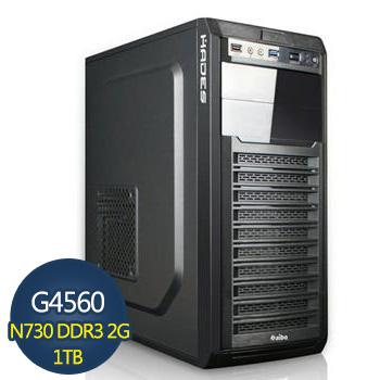 「天蠍座」-華碩B250第7代平台 GA-G4560N7308G-1K