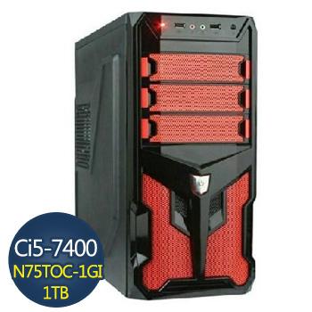 「巨蟹座」-技嘉B250第7代平台(GA-7400N7501G8G-1K)