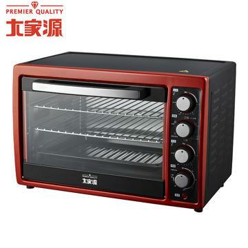 【福利品】大家源35L旋風烘焙電烤箱