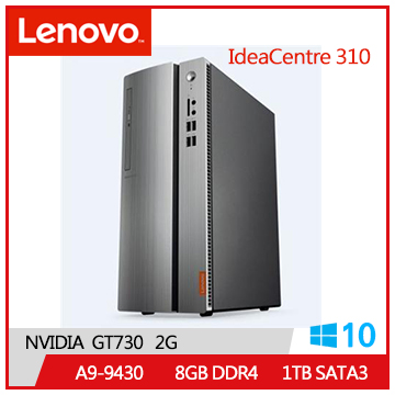 LENOVO IdeaCentre IC310 A9 GT730桌上型主機