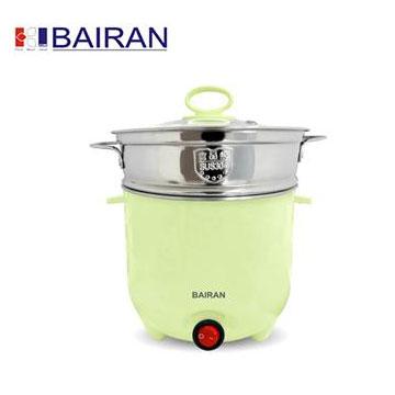 白朗1.5L雙層防燙美食鍋