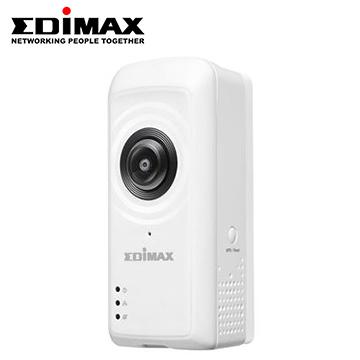 EDIMAX 全景式魚眼無線網路攝影機