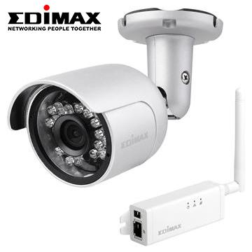 EDIMAX 室外型HD無線網路攝影機