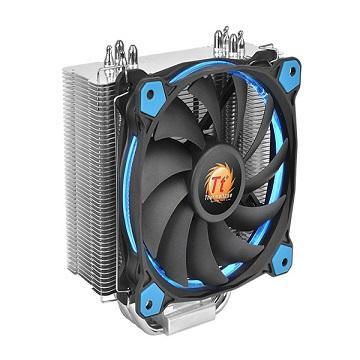 曜越 Riing Silent 12 CPU散熱器(藍光)