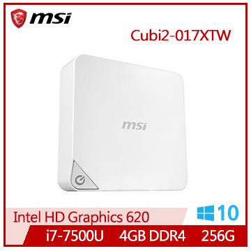 MSI Cubi Ci7 256G SSD迷你電腦 Cubi2-017XTW