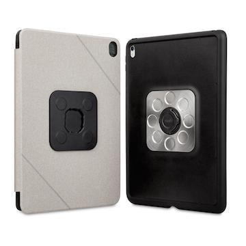 """【iPad Pro 12.9""""】moshi 組合式支架保護套-黑(99MO083002)"""