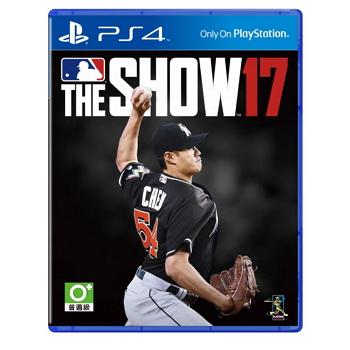 PS4 美國職棒大聯盟(MLB)17 (英文版)