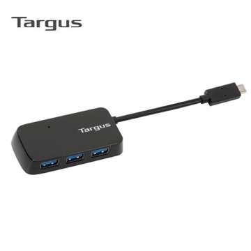 Targus ACH224 USB-C 4-Port Hub集線器