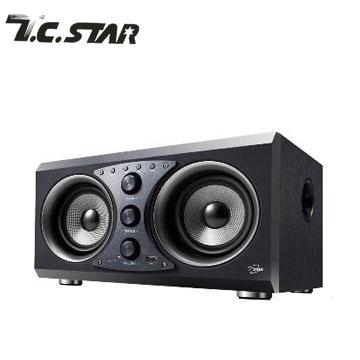 T.C.STAR蓝牙/USB扬声器(TCS3100BK(黑))