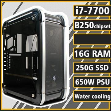 [特攻神兵] - 七代Ci7水冷B250平台組裝電腦(電競SSD) 17019-7B25