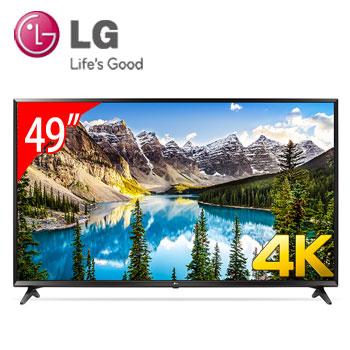 LG 49型4K智慧連網電視