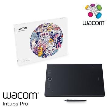 Wacom Intuos Pro L創意觸控繪圖板