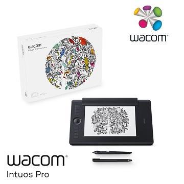 【M】Wacom Intuos Pro雙功能創意觸控繪圖板