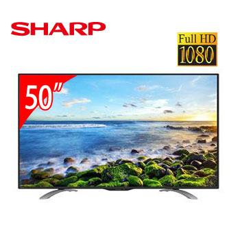 SHARP 50型FHD智慧連網電視