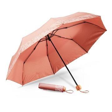 抗UV淑女傘