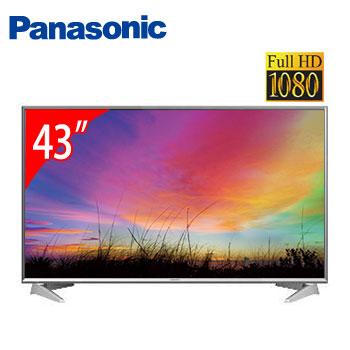 Panasonic 43型FHD六原色聯網顯示器