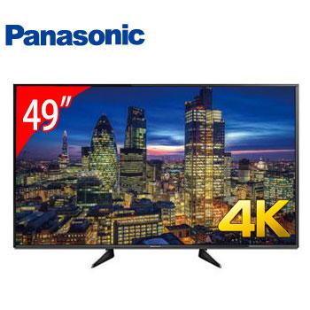 Panasonic 49型六原色4K智慧聯網顯示器