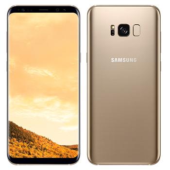 SAMSUNG Galaxy S8+ 流沙金