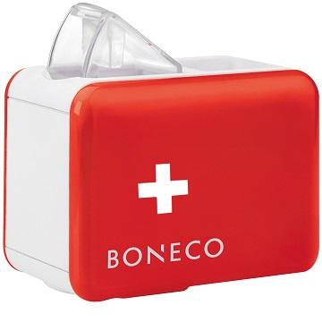BONECO 攜帶型加濕器-旅行版(U7146(紅))