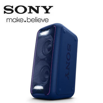SONY NFC/蓝牙扬声器(GTK-XB5/L(蓝))