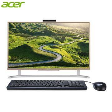 【24型】Acer C24-760 Ci5-6200 128G-M.2SSD桌上型電腦(C24-760)