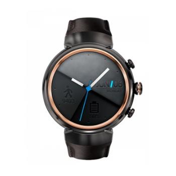 【悠遊卡版】ASUS ZenWatch3 智慧手錶-黑