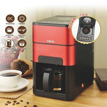 东元专业磨豆咖啡机(4杯份) XYFYF041