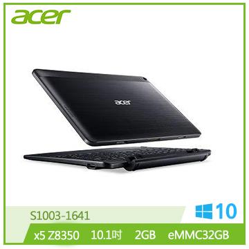 【32G】ACER S1003 Z8350 10.1吋變型平板筆電