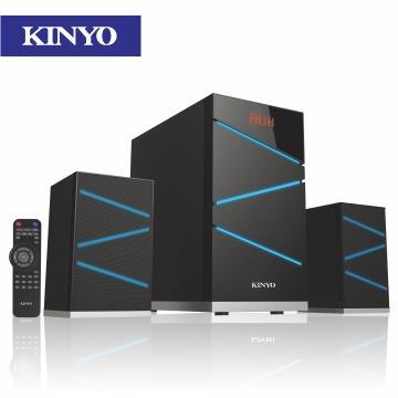 KINYO 2.1声道全木质读卡音箱(KY-1603)
