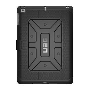 """【9.7""""】UAG iPad耐衝擊保護殼-黑"""