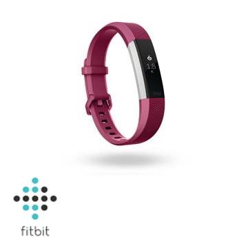 【S】Fitbit Alta HR 心率監測手環-紫