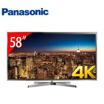 Panasonic 58型六原色4K智慧聯網電視
