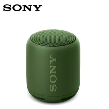 SONY NFC/蓝牙扬声器(SRS-XB10/G(绿))