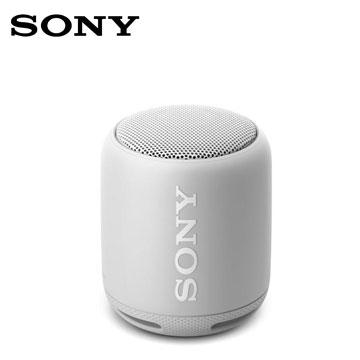 SONY NFC/蓝牙扬声器(SRS-XB10/W(白))