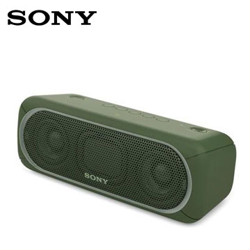 SONY NFC/蓝牙扬声器(SRS-XB30/G(绿))