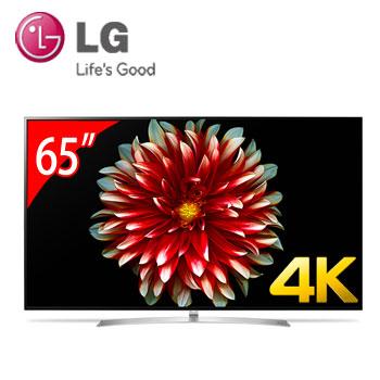 LG 65型 4K OLED智慧聯網電視