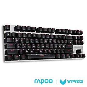 雷柏 VPRO V500合金版機械式鍵盤