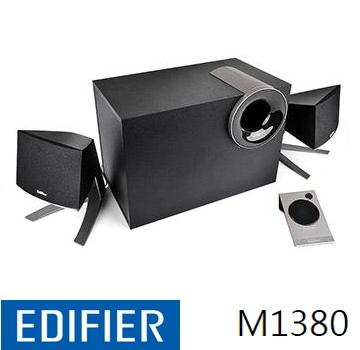 Edifier 漫步者 ED3M1380T 2.1声道三件式喇叭(ED3M1380T)