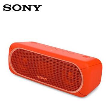 '展示机'SONY NFC/蓝牙扬声器(SRS-XB30/R(红))