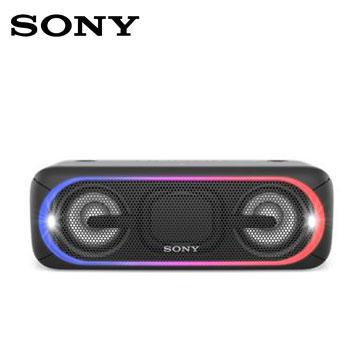 SONY NFC/蓝牙扬声器(SRS-XB40/B(黑))