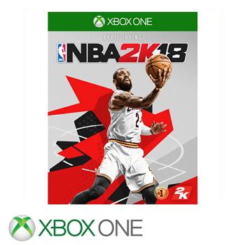 XBOX ONE NBA 2K18 一般版