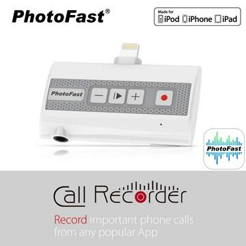 PhotoFast Call Recorder iOS通話錄製器(A500135)