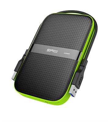 【3TB】Silicon Power2.5吋防水抗震外接硬碟