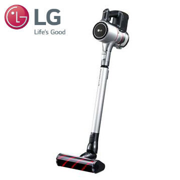 LG 手持无线吸尘器(银色双电池) A9BEDDING2