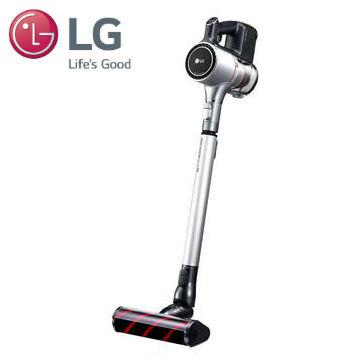 LG 手持無線吸塵器(銀色雙電池)