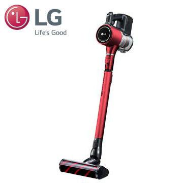 LG 手持无线吸尘器(红色)(A9BEDDING)