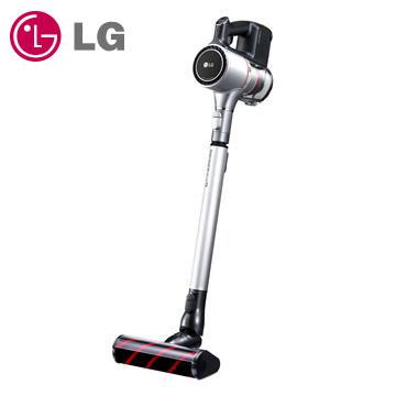 LG 手持無線吸塵器(銀色)