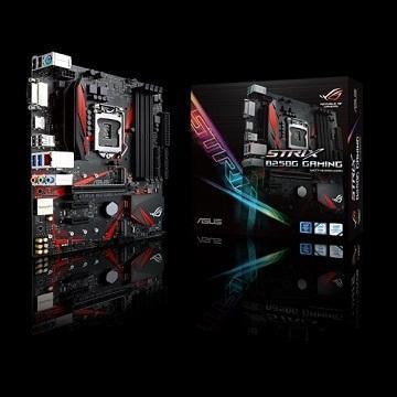 ASUS華碩 STRIX B250G GAMING 主機板