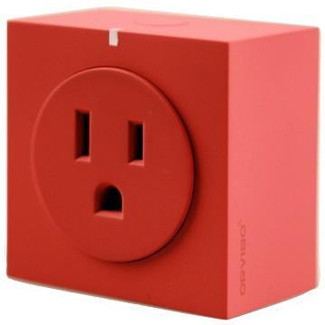 ORVIBO WIFI智能插座(紅)