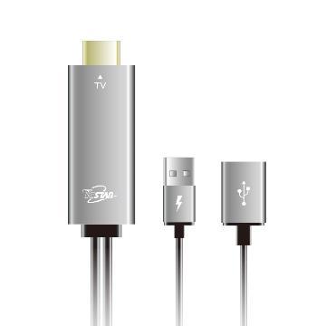 T.C.STAR TCW-HD200 HDMI高畫質影音傳輸線